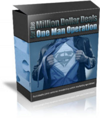 Product picture Million Dollar Deals: Launch to Millions with JVs